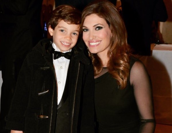 Kimberly Guilfoyle Family Photos, Son, Age, Height