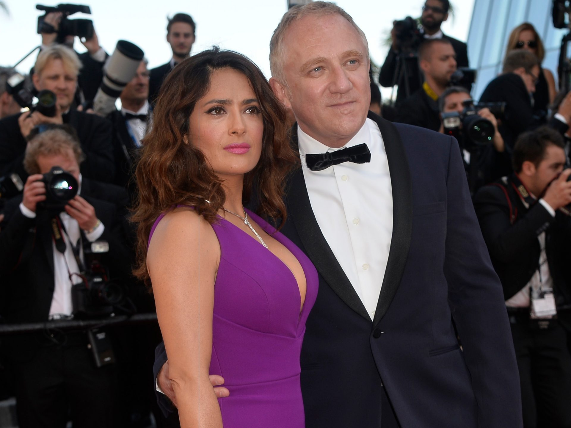 Salma Hayek Family Photos, Husband, Age, Height