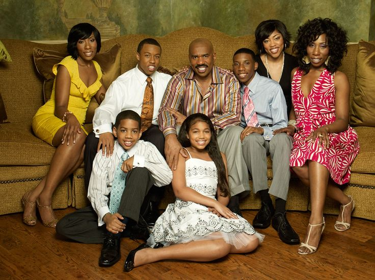 Steve Harvey Family Photos, Wife, Age, Kids, Daughter