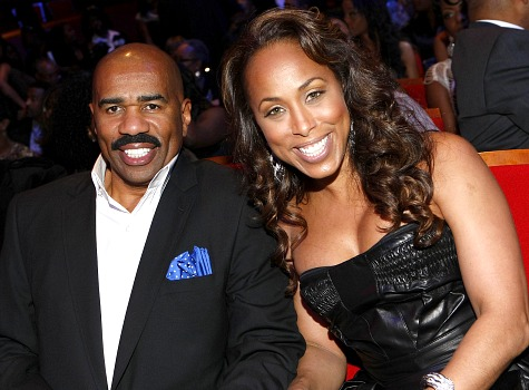 Steve Harvey Family Photos, Wife, Age, Son, Daughter