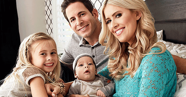 Tarek el moussa family photos wife age height net worth for How much are tarek and christina worth