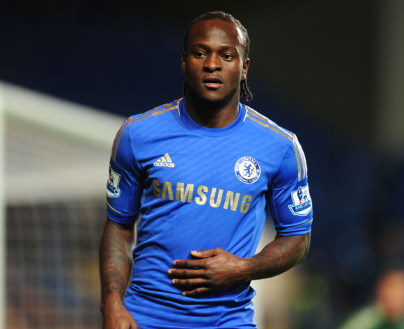 Victor Moses Family Picture, Wife, Kids, Baby Mama, Age Parents