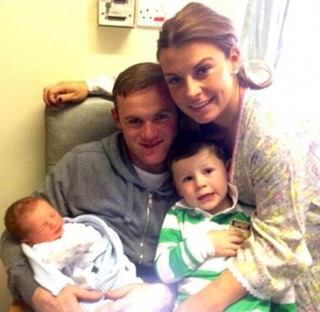 Wayne Rooney Family Pictures, Wife, Kids, Son, Father, Mother