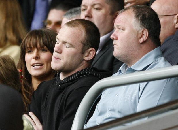 Wayne Rooney Family Pictures, Wife, Son, Age, Father, Mother