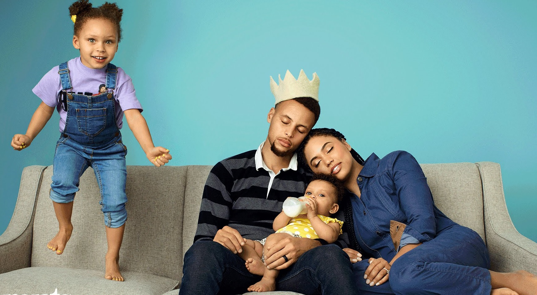 Ayesha Curry Family Pictures, Husband, Daughters, Height