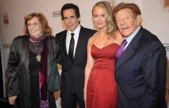Ben Stiller Family Photos, Wife, Dad, Mom, Height, Net Worth