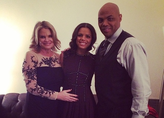 Charles Barkley Wife And Family Photos, Daughter, Age, Height