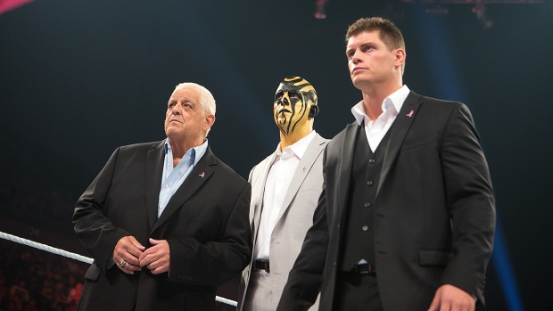 Cody Rhodes Family Photos, Wife, Height
