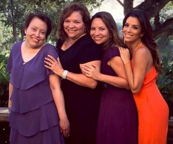 Eva Longoria Family Pictures, Sisters, Age, Height