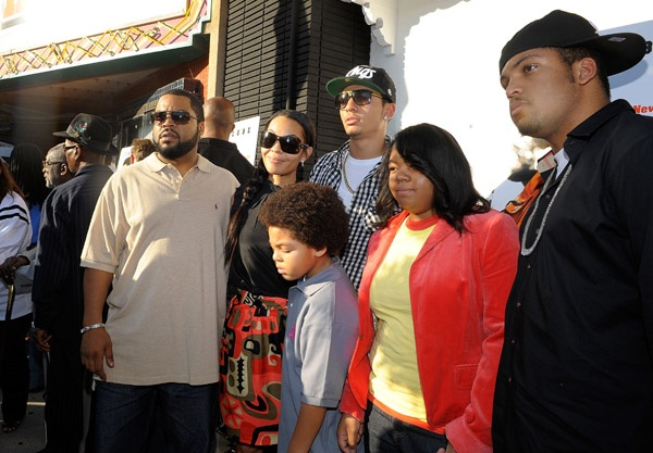 Ice Cube Family Pictures, Kimberly Woodruff, Kids, Age