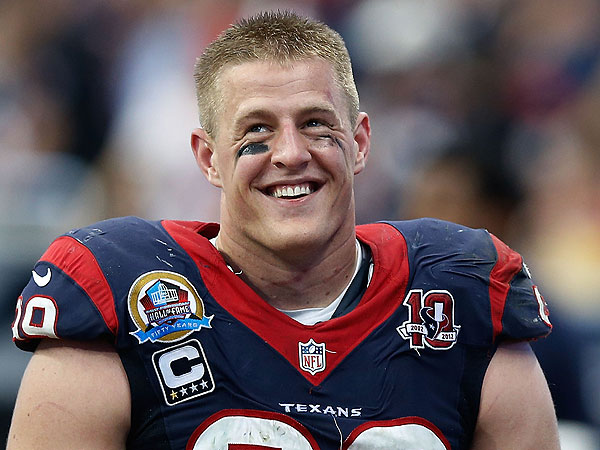 J.J. Watt Family Photos, Wife, Age, Height, Net Worth