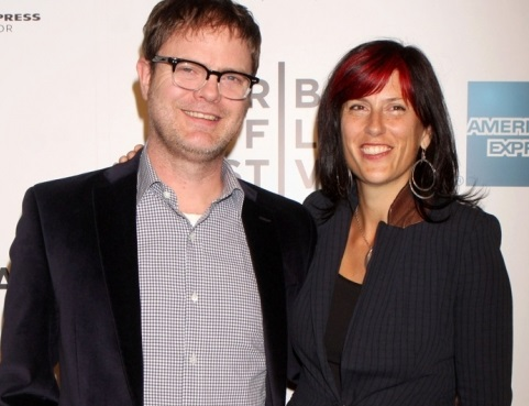 Rainn Wilson Family Photos, Wife, Son, Age, Net Worth
