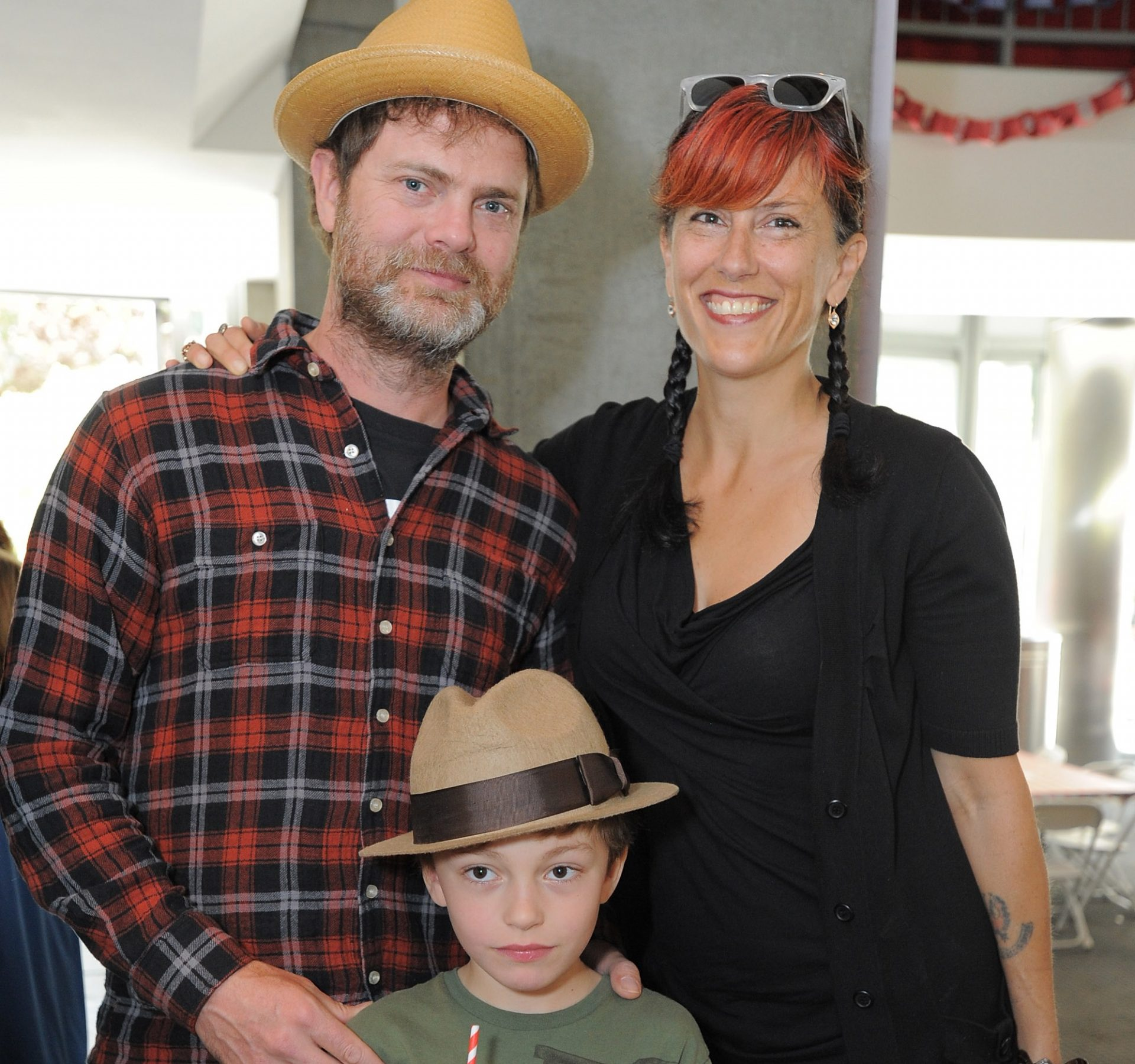 Rainn Wilson Family Photos, Wife, Son, Height, Net Worth