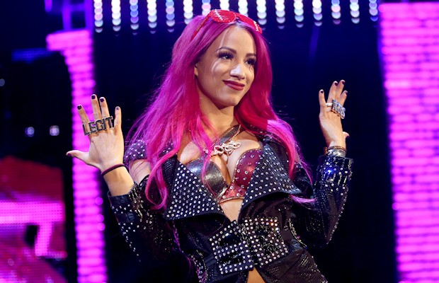 Sasha Banks Family Photo, Husband, Wedding, Age, Real Name