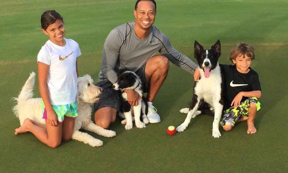 Tiger Woods Family Photos, Kids Son, Daughter, Age