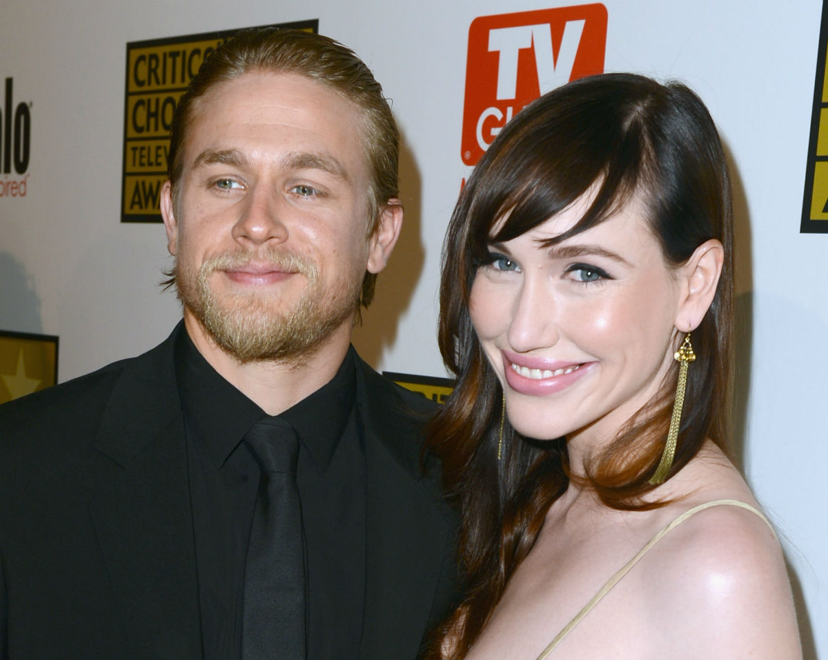 Charlie Hunnam Family Pics, Wife, Kids, Age