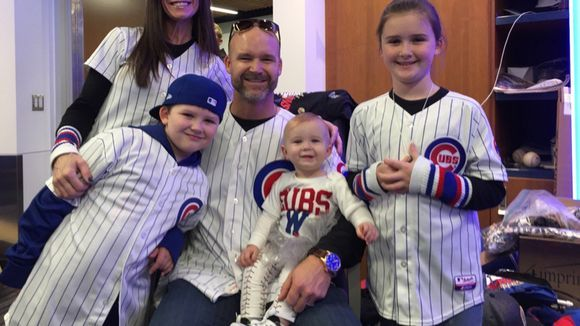 David Ross Family Photos, Wife, Children, Daughter, Son
