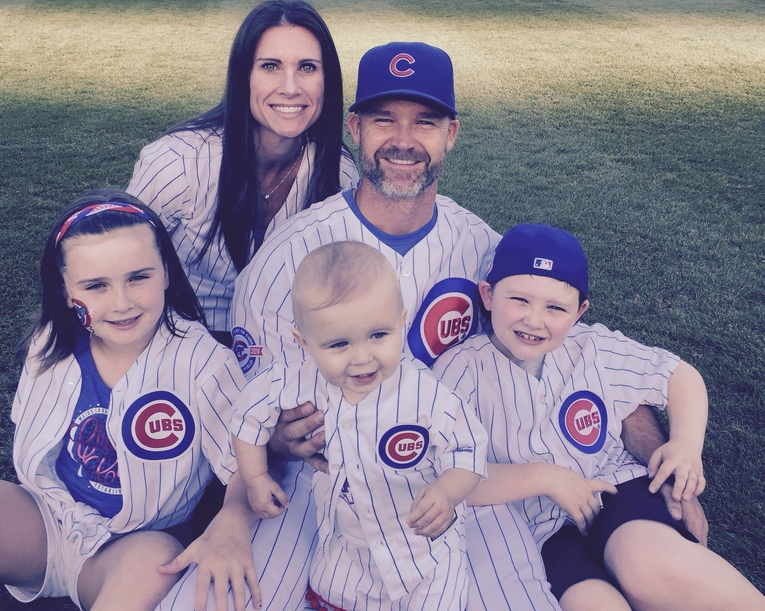 David Ross Family Photos, Wife, Children, Son, Age