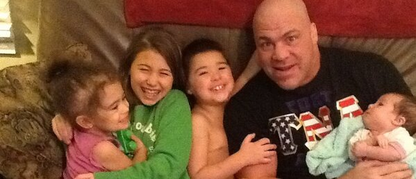 Kurt Angle's Family Pictures, Son, Daughter, Age, Real Name