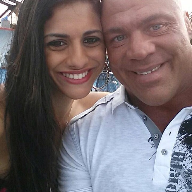 Kurt Angle's Family Pictures, Wife, Son, Daughter, Real Name