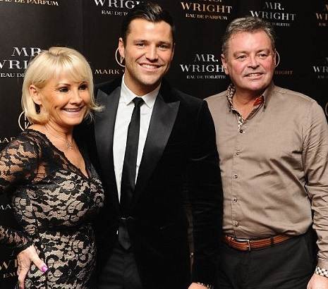 Mark Wright Family Photos, Wife, Parents, Age, Net Worth