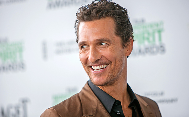 Matthew Mcconaughey Wife And Kids, Family Photos, Age