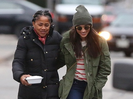 Meghan Markle Family Photos, Parents, Siblings, Husband, Age