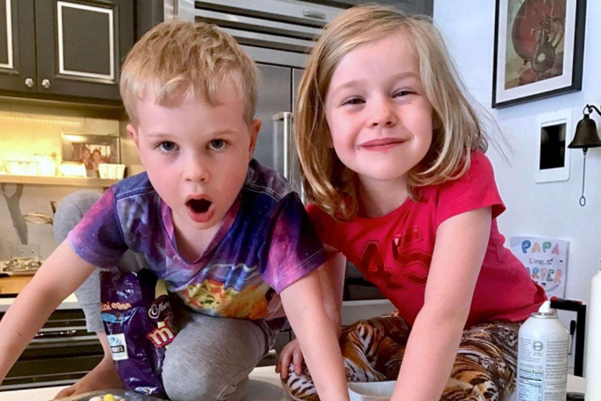 Neil Patrick Harris Family Photos, Kids, Age