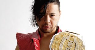 Shinsuke Nakamura WWE Family Photos, Wife, Age, Height