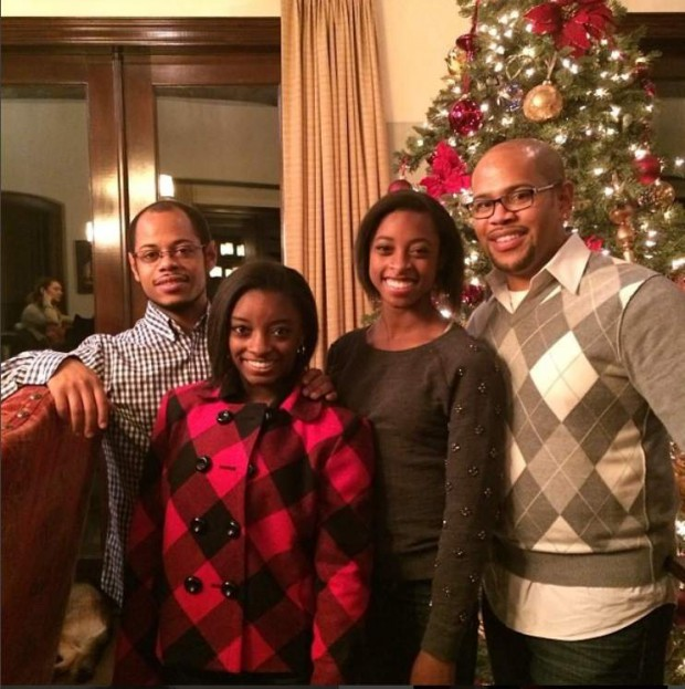 Simone Biles Family Picture, Siblings, Age, Height