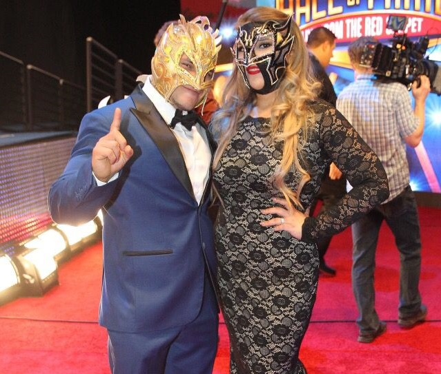 WWE Kalisto Wife, Age, Without Mask Pictures, Real Name