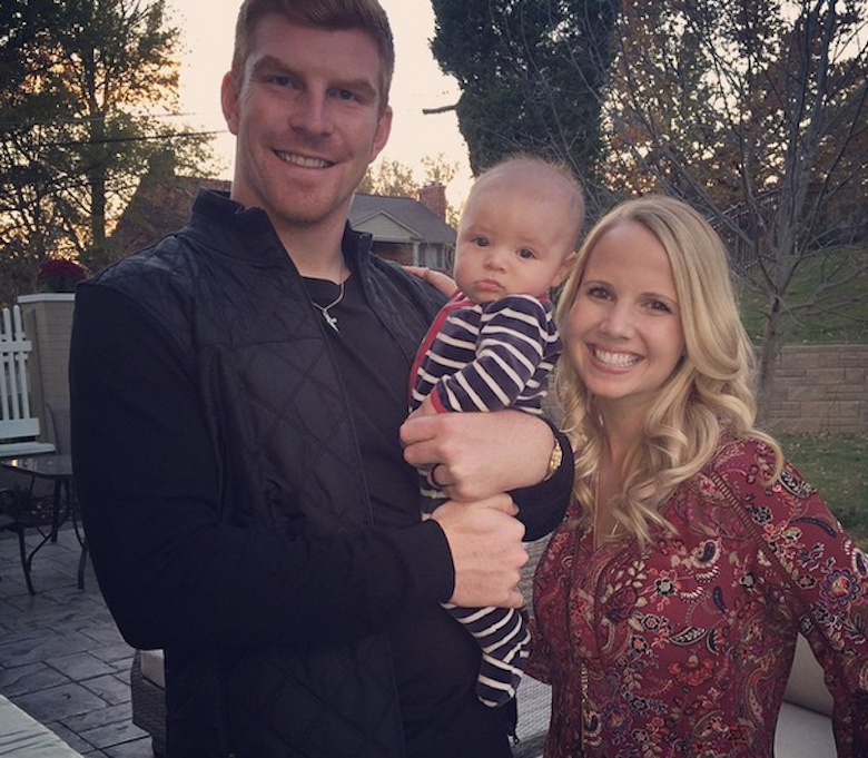 Andy Dalton Family Photos, Wife, Kids, Height