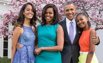 Barack Obama Family Tree, Wife, Father, Mom, Daughter, Age ...