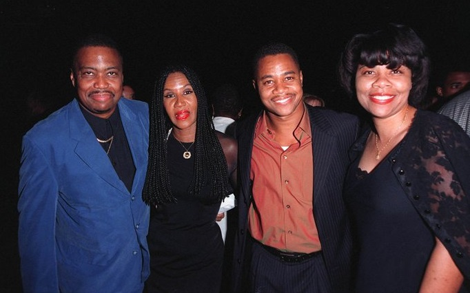 Cuba Gooding Jr Family Photos, Wife, Father, Mother, Son, Daughter, Age