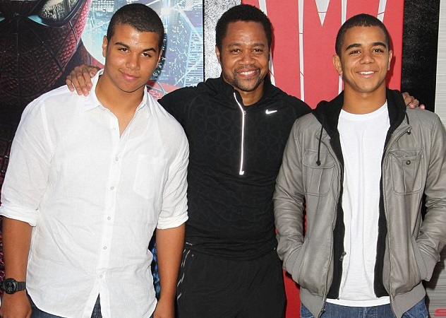 Cuba Gooding Jr Family Photos, Wife, Father, Mother, Son, Daughter, Height