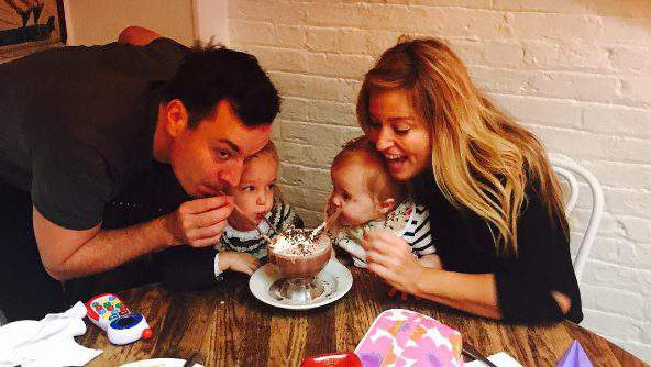 Jimmy Fallon Family Photos, Wife, Daughter, Father, Net Worth, Bio
