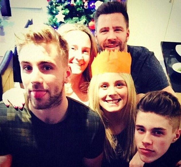 Luke Shaw Family Tree, Father, Mother, Wife, Age, Salary