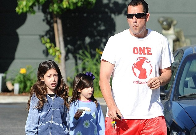 Adam Sandler Family Photos, Wife, Daughters, Age, Height, Net Worth