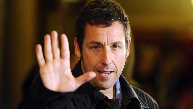 Adam Sandler Family Photos, Wife, Daughters, Father, Age, Height, Net Worth