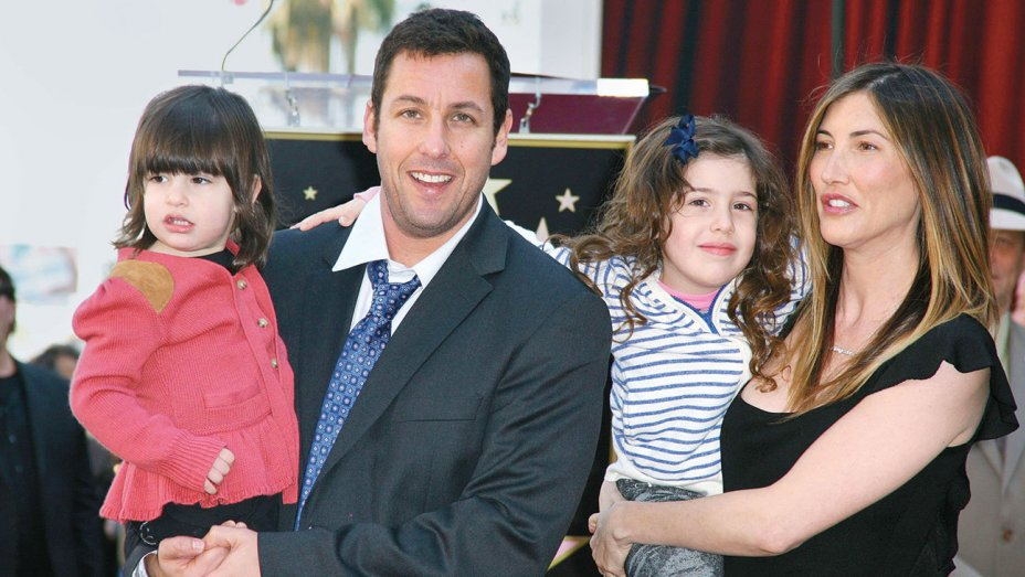 Adam Sandler Family Photos, Wife, Daughters, Father, Age, Net Worth