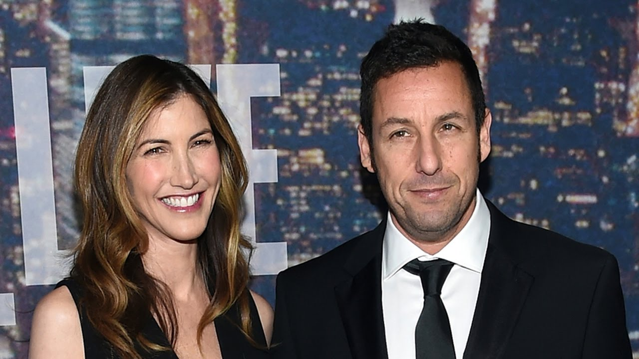 Adam Sandler Family Photos, Wife, Daughters, Father, Age ...