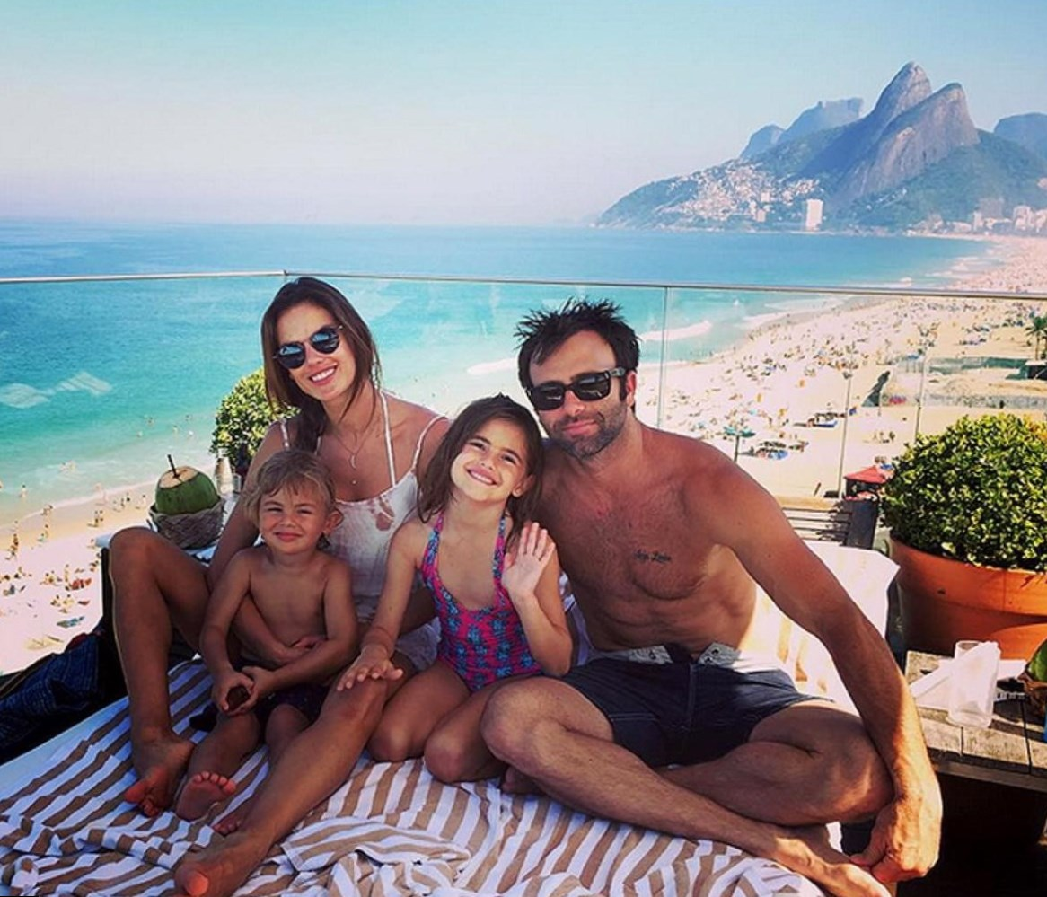 Alessandra Ambrosio Family Pictures, Husband, Daughter,