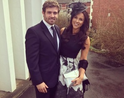 Leigh Halfpenny Family Photos, Wife, Age, Height