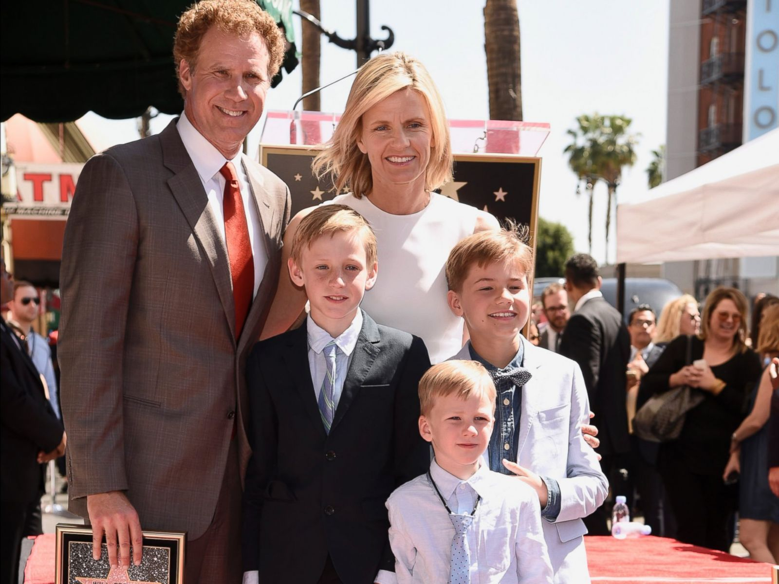 Will Ferrell Family Photos, Wife, Son, Father, Mother, Age, Net Worth