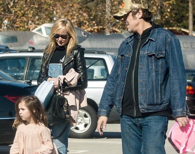 Benicio Del Toro Family Photos, Wife, Daughter, Age, Height, Net Worth