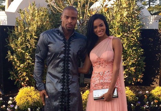 Osi Umenyiora Family Photos, Wife, Son, Father, Height, Net Worth