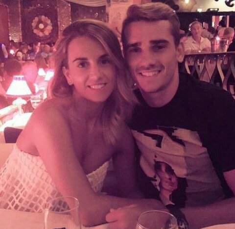 Antoine Griezmann Wife Name, Age, Daughter, Height