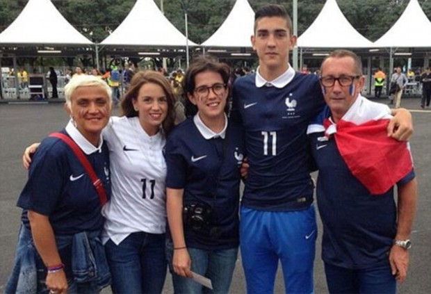 Antoine Griezmann Wife Name, Age Photos, Height