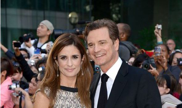 Colin Firth Family Photos, Wife, Children, Age, Sons