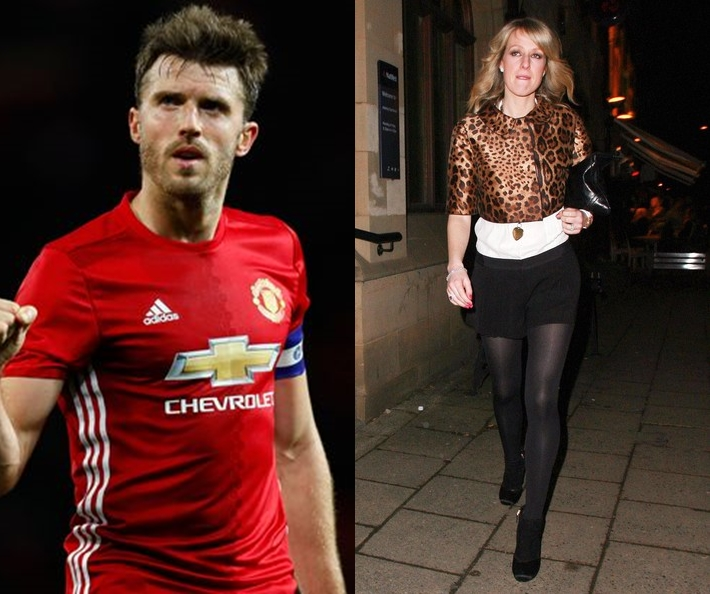 English Football Players Wives And Girlfriends Pictures, michael